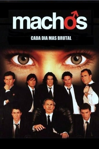 Poster of Machos