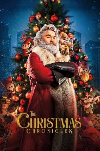 Poster of The Christmas Chronicles