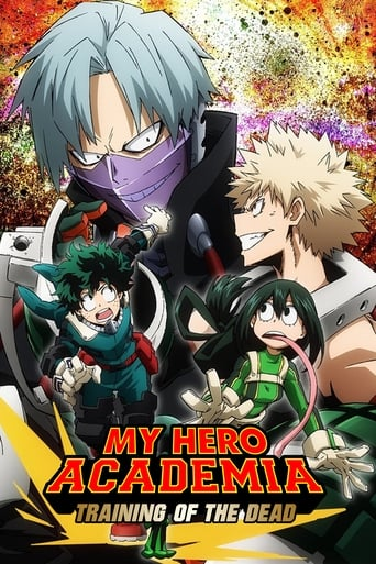 Poster of My Hero Academia: Training of the Dead