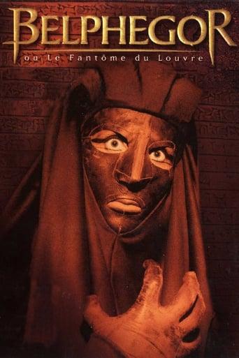 Poster of Belphegor, or Phantom of the Louvre