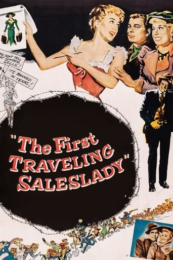 Poster of The First Traveling Saleslady