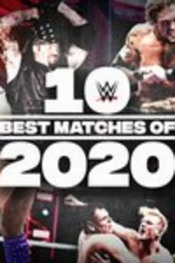 Poster of The Best of WWE: 10 Best Matches of 2020