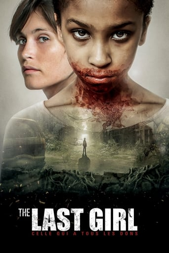 Poster of The Last Girl - Celle qui a tous les dons