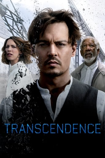 Poster of Transcendence