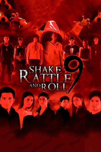 Poster of Shake, Rattle and Roll 9