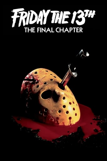 Poster of Friday the 13th: The Final Chapter