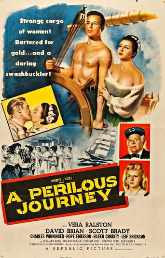 Poster of A Perilous Journey