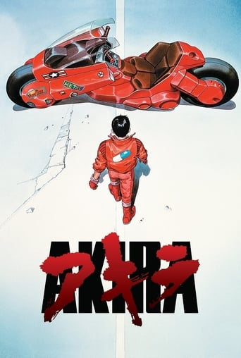 Poster of Akira