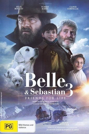 Poster of Belle and Sebastian 3: The Last Chapter