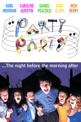 Poster of Party Party