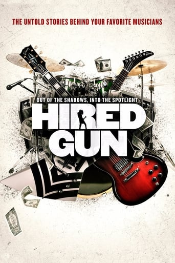 Poster of Hired Gun