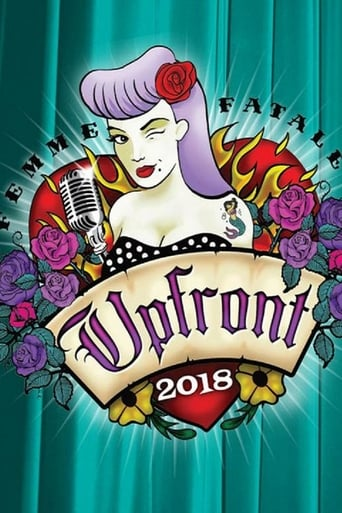 Poster of Upfront: The Queens Of Comedy