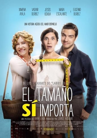 Poster of El tamaño si importa