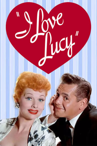 Poster of I Love Lucy