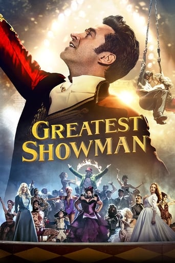 Filmplakat von The Greatest Showman
