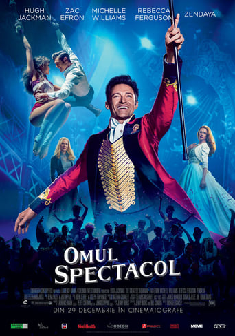 Poster of Omul Spectacol
