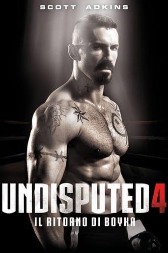 Poster of Undisputed 4 - Il ritorno di Boyka