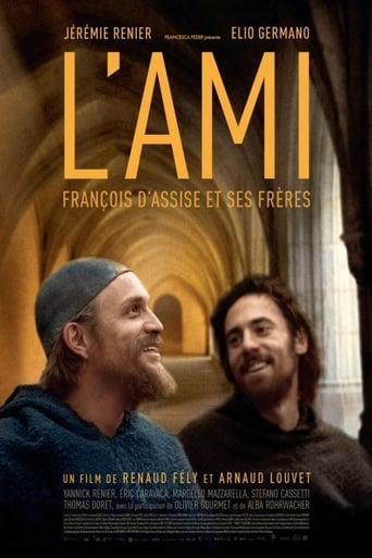 Poster of L'ami: François d'Assise et ses fréres