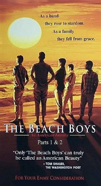 Poster of The Beach Boys: An American Family
