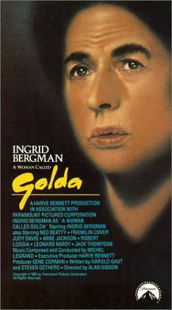 Poster of A Woman Called Golda