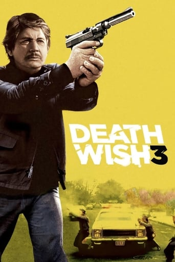 Poster of Death Wish 3