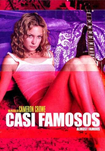 Poster of Casi famosos
