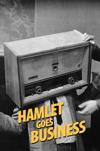 Poster of Hamlet Goes Business
