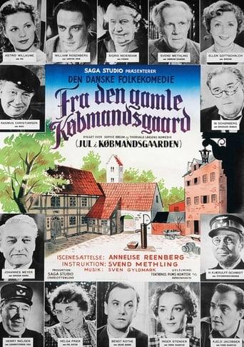 Poster of Fra den gamle købmandsgaard