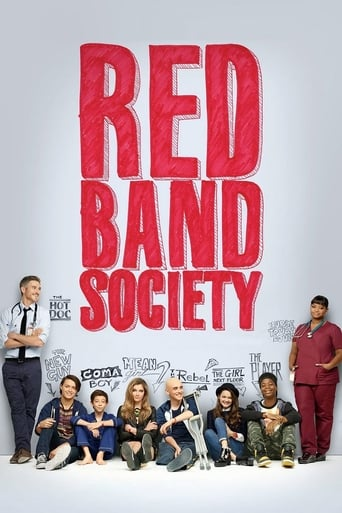 Poster of Red Band Society