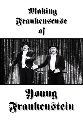 Making Frankensense of Young Frankenstein poster