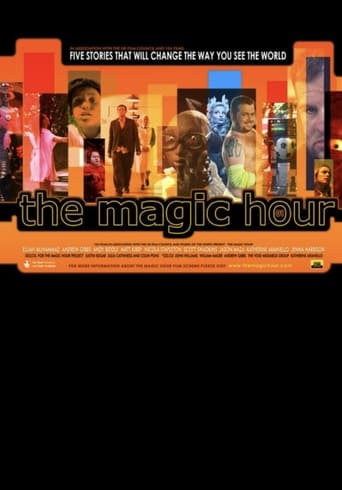 Poster of The Magic Hour