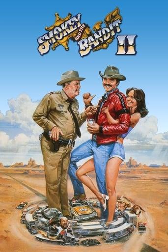 Poster of Smokey and the Bandit II