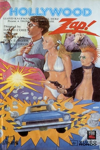 Poster of Hollywood Zap