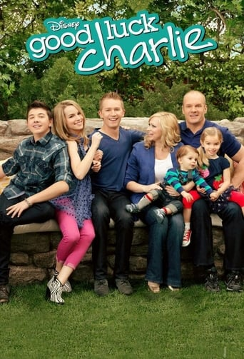Poster of Good Luck Charlie