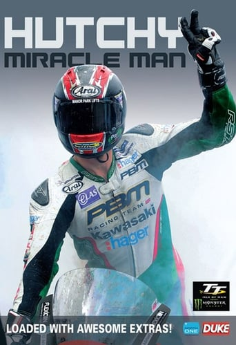 Poster of Hutchy: Miracle Man