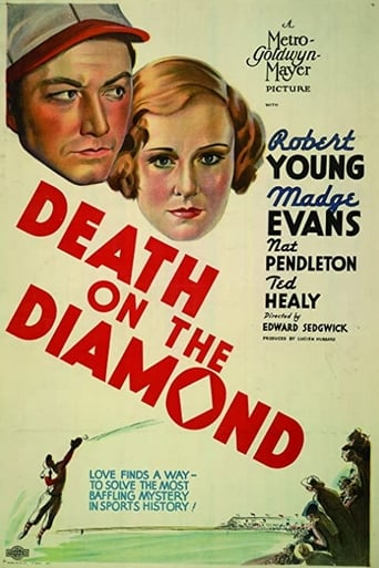 Poster of Death on the Diamond