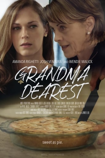 Poster of Grandma Dearest