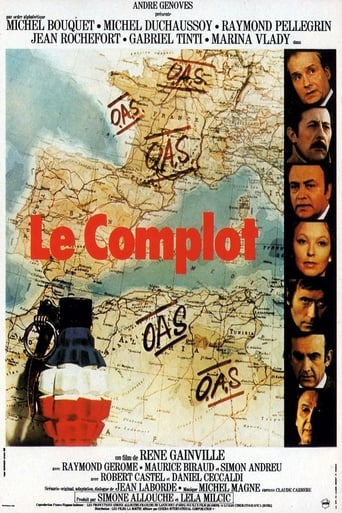 Poster of Le Complot