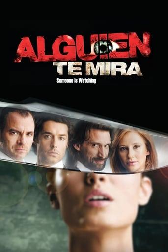 Poster of Alguien te mira
