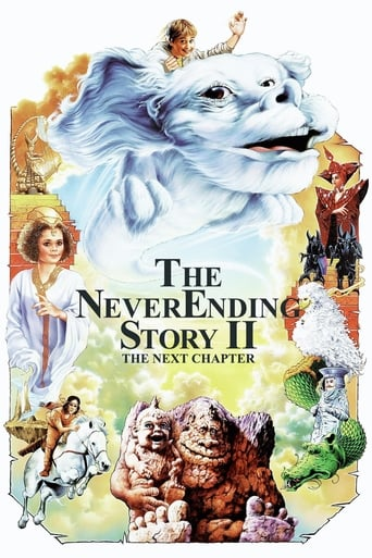 Poster of The NeverEnding Story II: The Next Chapter