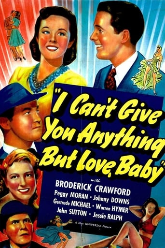Poster of I Can't Give You Anything But Love, Baby