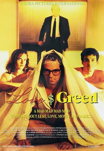 Poster of Love $ Greed