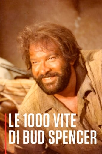 Poster of Le 1000 vite di Bud Spencer