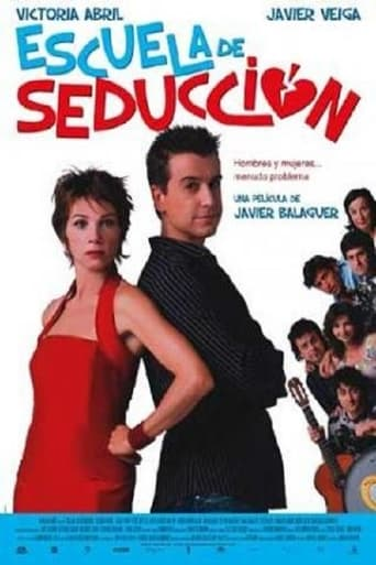 Poster of School of Seduction