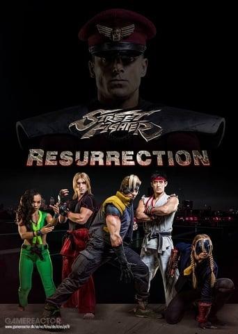 Poster of Street Fighter: Resurrection
