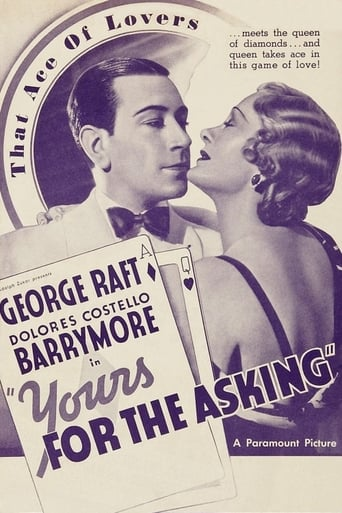 Poster of Yours for the Asking