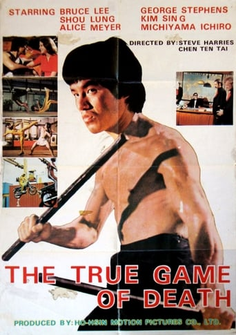 Poster of The True Game of Death