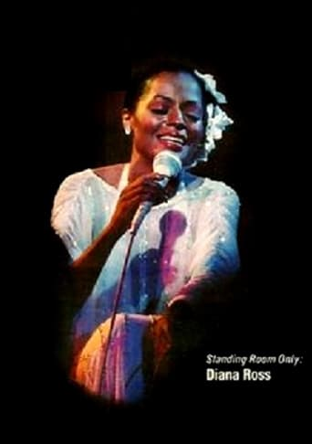 Poster of Standing Room Only: Diana Ross