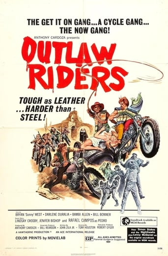 Poster of Outlaw Riders