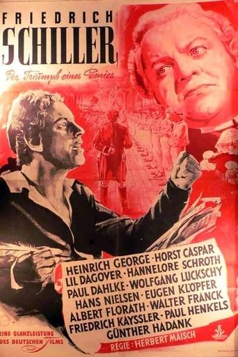 Poster of Friedrich Schiller – Der Triumph eines Genies